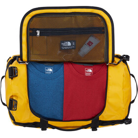 The North Face Base Camp Duffel S, summit gold/tnf black